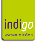 Indigo Data Communications Logo
